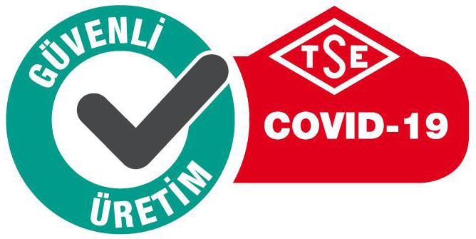 TSE COVID-19 Güvenli Üretim/Güvenli Hizmet ve Güvenli Turizm Belgelendirme Hizmetlerine Başlandı
