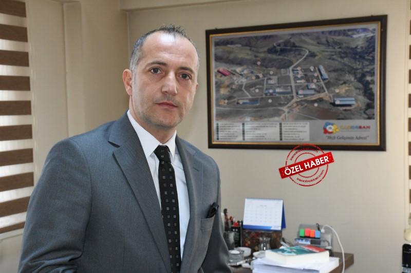 Türkiye'nin 7 Merdane Fabrikasından biri; Rolmak Döküm!