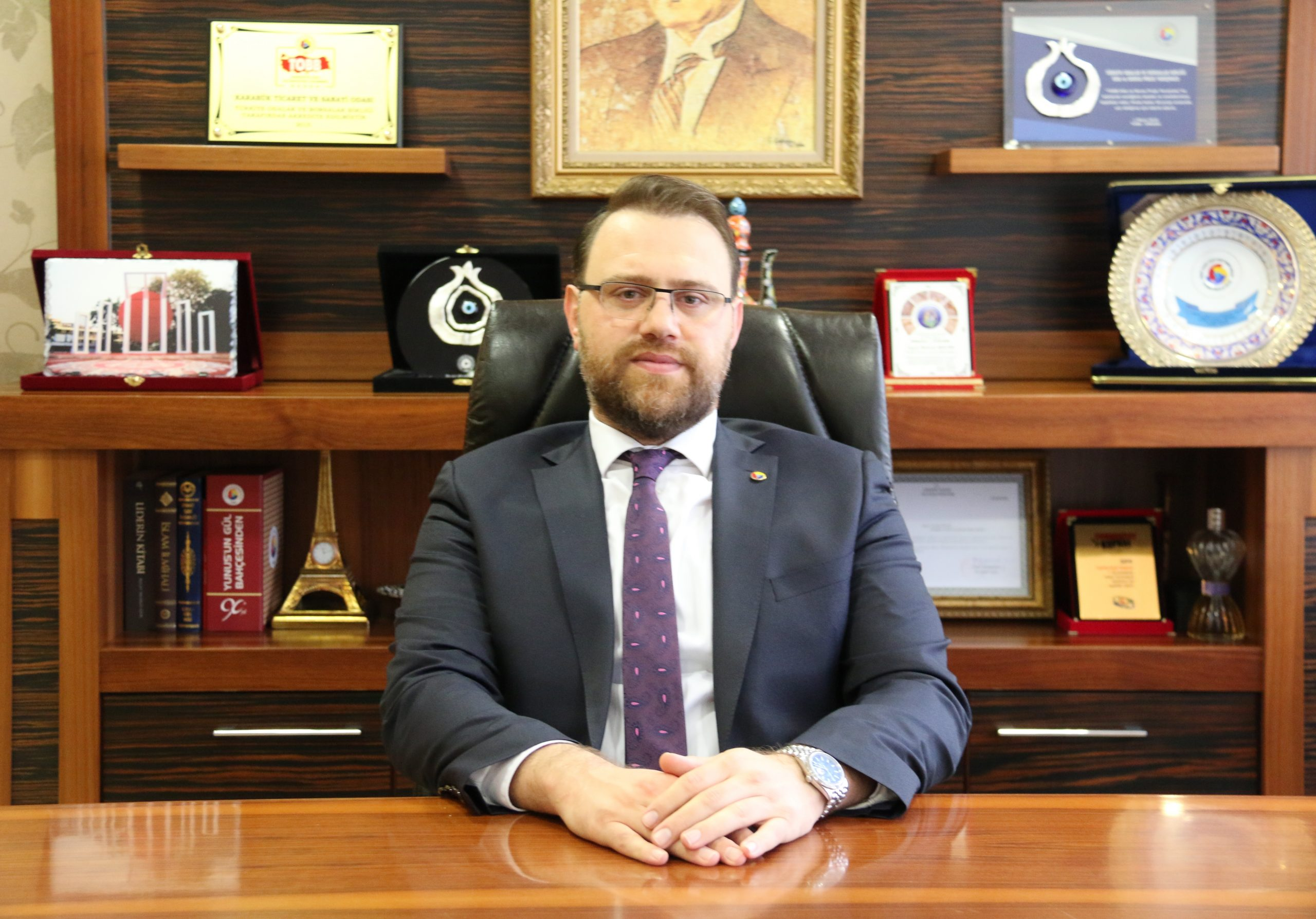 İSO İKİNCİ 500'DE İLİMİZDE FAALİYET GÖSTEREN 5 ŞİRKET YER ALDI