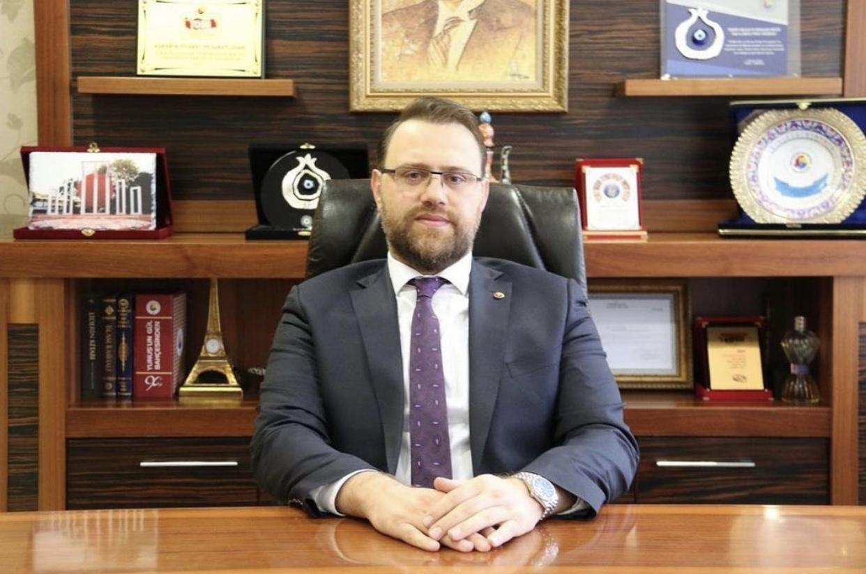 KARABÜK TSO BAŞKANI MESCİER'DEN MEVLİD KANDİLİ MESAJI